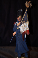 French Old Guard 200mm